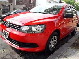 Volkswagen gol trend 2014  5 ptas pack
