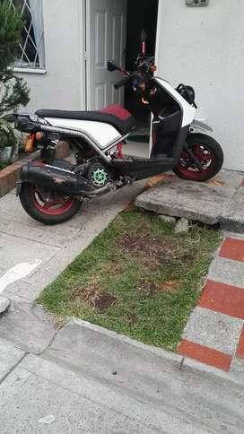 Yamaha bws motor 180 cc mela duro full