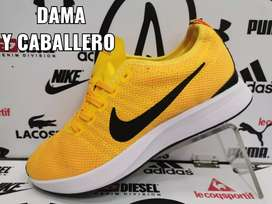 Tenis Nike dualtone caballero