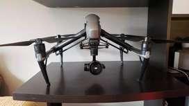 Drone Dji Inspire 2 con cámara X5s Profesional