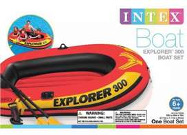 Bote inflable intex