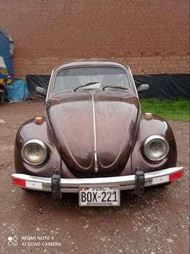 Vendo Escarabajo del 87