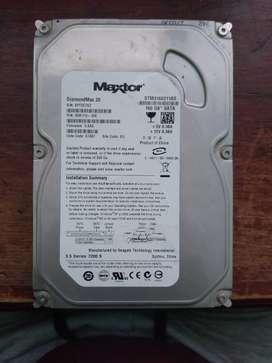 Disco Duro 160 Gb marca Maxtor