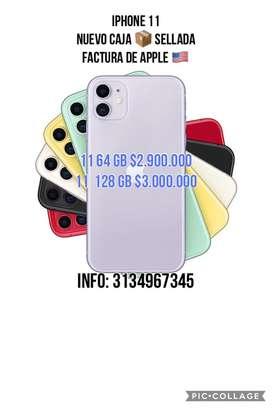 Iphone 11, 11 pro y pro max