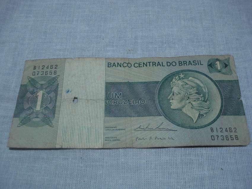 billete de Brazil 0