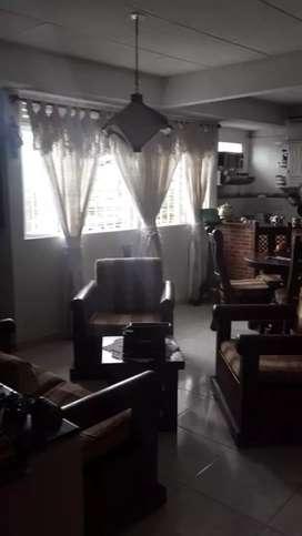 sala comedor rustico