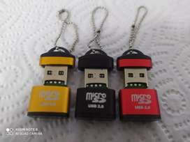 Lector microSD que va con tu estilo