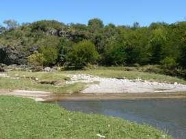 LIQUIDO con Escritura a 50 Mts Rio Punilla serv. Luz, Agua, Rec Resid