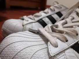 Zapatillas Adidas Superstar Talla 36-37