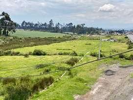 VeNdO 2 ha. al pie de la Panamerica en Laso frente a La Avelina (terreno Agrícola Industrial)
