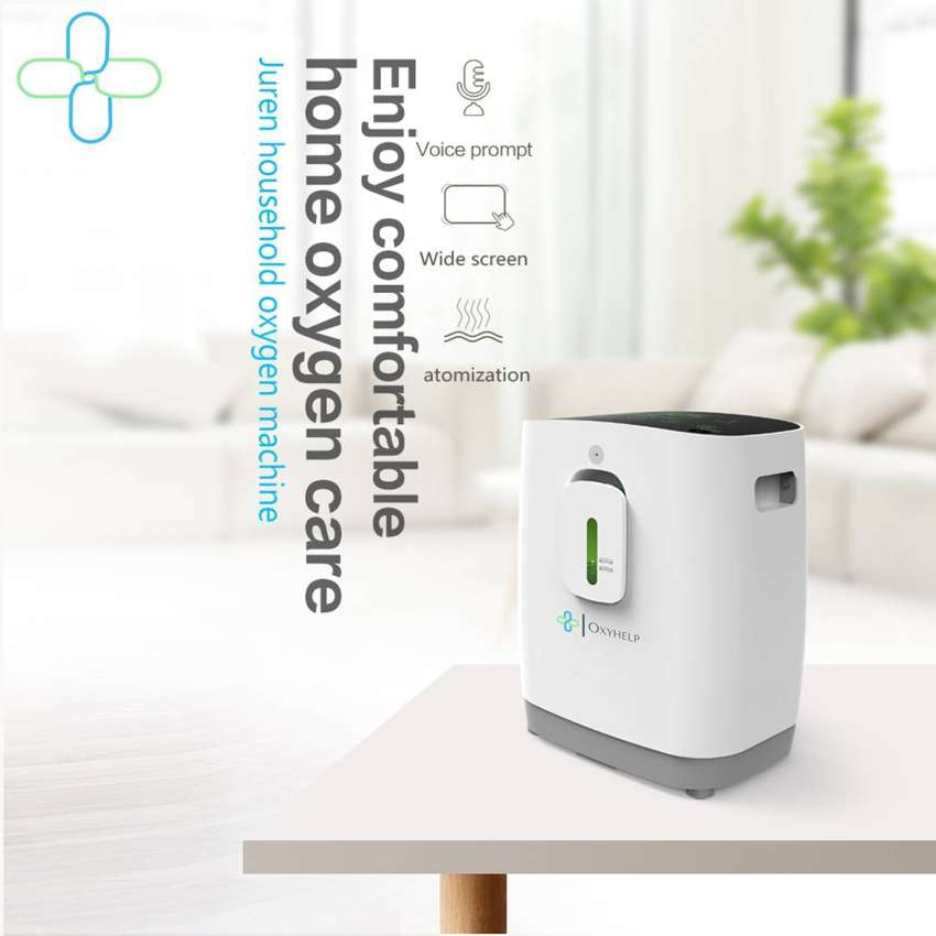 Concentrador De Oxígeno 1 - 7 L/min | Quito - Todo El País | envío gratis | pago con tarjeta diferido sin intereses 0