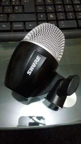 Microfono Para Bateria Pg52 (bombo)