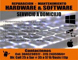 Servicios de Hardware y Software!