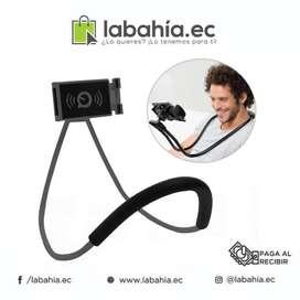Soporte Para Celular De Tubo Largo Flexible para Cuello