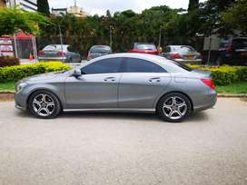 MERCEDEZ BENZ CLA 200 2014
