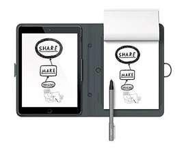 Super oferta Tableta Digitalizadora Wacom Bamboo Spark Folio Con