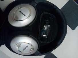 Audífonos Bosé Quietcomfort 15 acoustic noise cancelling