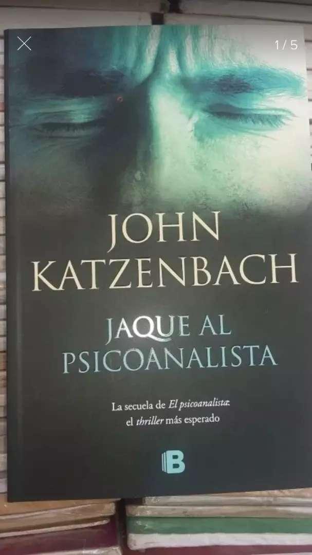 JAQUE AL PSICOANALISTA  (nuevo}