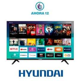 Smart TV LED 43″ Hyundai Full HD HYLED-43FHD4 NUEVO!!!