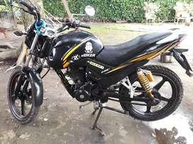 Moto shineray año 2016 costo 850