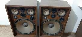 Bafles kenwood kl777A vintage
