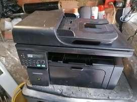 Impresora Hp Laserjet M1212nf MFP