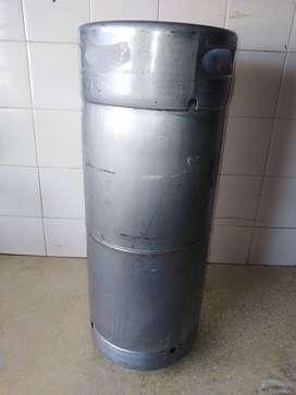 barril slim de 20 lts
