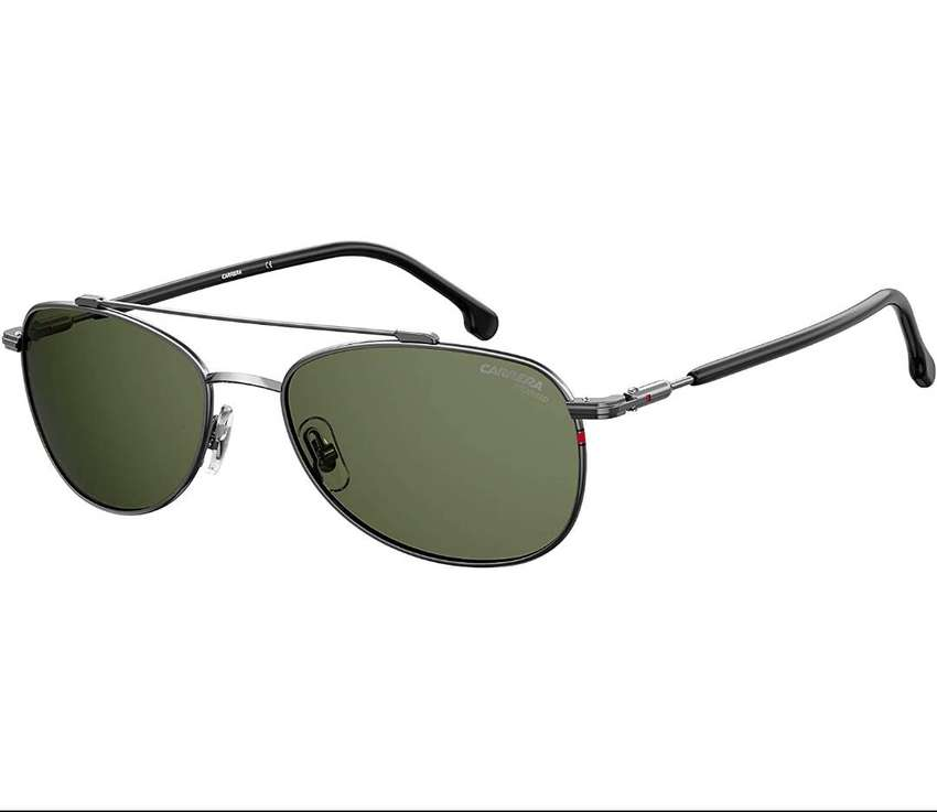 Gafas Carrera CA224/S Aviator For Hombre Mujer FREE Complimentary Eyewear Care Kit RefVS-US0021798