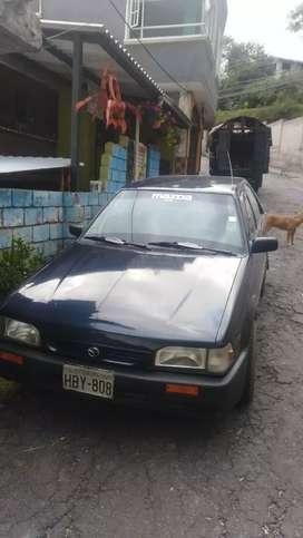 Vendo Mazda coupe del 99 toda prueba