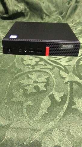 Mini CPU, computador de mesa Lenovo