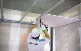 Se necesita de Oficial  de contruccion - Drywall DISPONIBILIDAD INMEDIATA