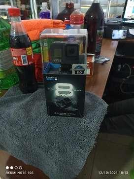 cámara Go pro 8 hero black