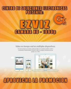 cámara de seguridad EZVIZ