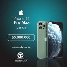 iPhone 11 Pro Max 256GB, GARANTÍA 1 AÑO DIRECTA Apple, TIENDA FÍSICA,