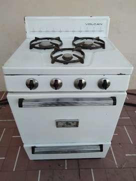 Antigua cocina Volcan