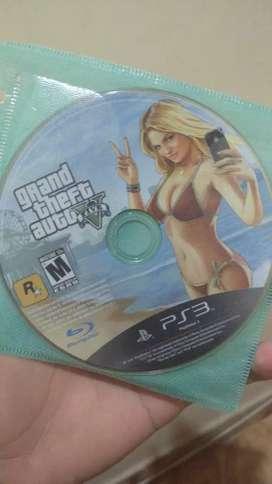 GTA V para PS3 original