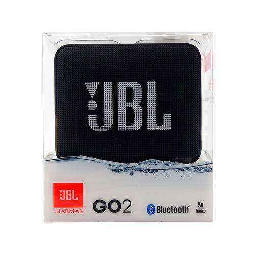 JBL Parlante GO2 Black 3w Alta Fidelidad 0