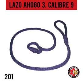Lazo Ahogo. Calibre 16