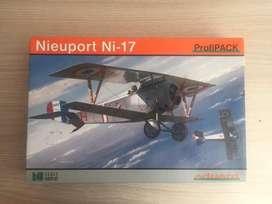 Nieuport Ni-17 eduard 1/48