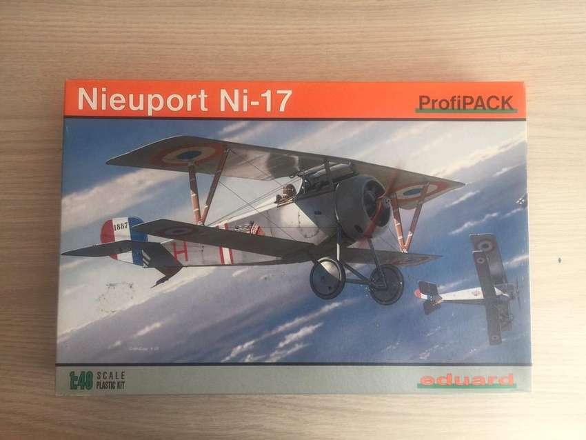Nieuport Ni-17 eduard 1/48 0