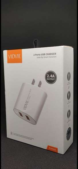 Cargador Vidvie PLM333 Iphone