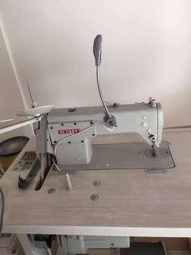 Maquina de coser kingter