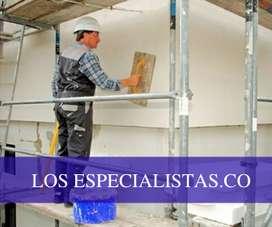 Buscamos pintores profesionales. Buen pago