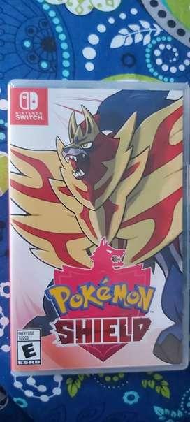 Pokemon shield usad