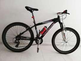 Bicicleta MTB Raleigh Mojave 4-0