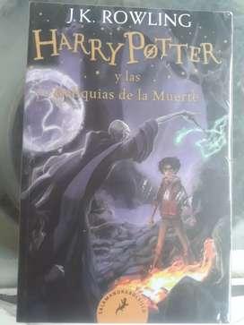 HARRY POTTER 7 Y LAS RELIQUIAS DE LA MUERTE (nuevo)