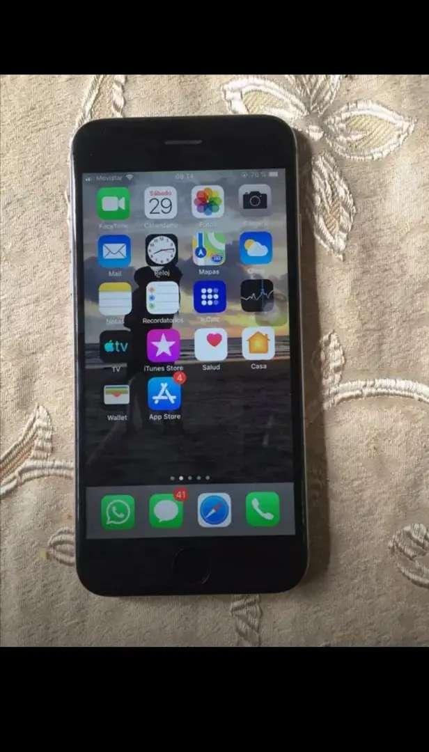 Iphone 6 Nuevo 32gb 0