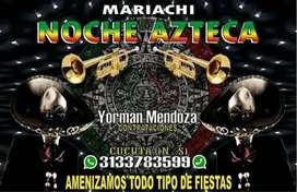 Serenatas Mariachi Noche Azteca