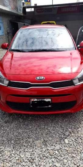 Auto Kia Rio Modelo 2020 (Como nuevo)