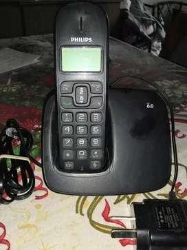Telefono inalámbrico Philip